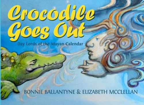 Download Crocodile Goes Out: Day Lords of the Mayan Calendar pdf