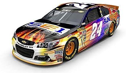 Fits All Sizes NASCAR Car Hood Cover #24 Chase Elliott