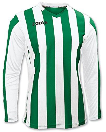 TALLA M. Joma 100002.100 - Camiseta de equipación de Manga Larga para Mujer