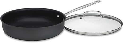 Cuisinart 622-30DF Deep Fry Pan with Cover 12-Inch