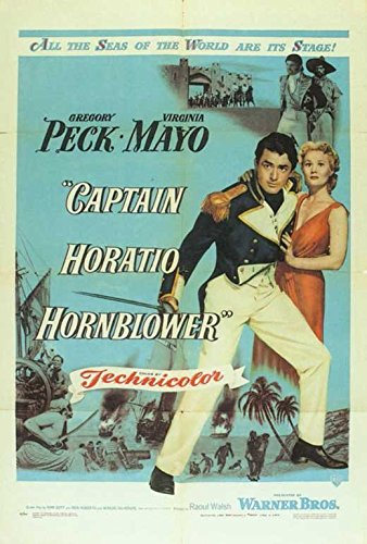 Captain Horatio Hornblower Poster Movie
