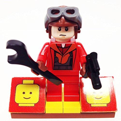 Naboo Pilot (MinifigurePacks: Lego Star Wars Bundle