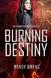 Burning Destiny: An Urban Fantasy Mystery (The Tynder Crown Chronicles Book 1)