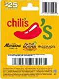Chilis Gift Card $25