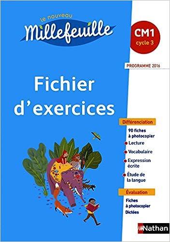 Exercice De Cm1 A Faire Sur L Ordinateur Gratuit - Tout Faire