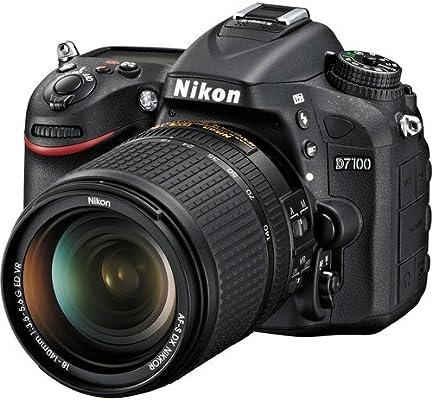 Nikon D7100 + AF-S DX NIKKOR 18-140mm f/3.5-5.6G ED VR + 32GB ...
