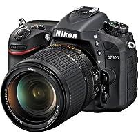 Nikon D7100 24.1 MP DX-Format CMOS Digital SLR with 18-140mm f/3.5-5.6G ED VR Auto Focus-S DX NIKKOR Zoom Lens