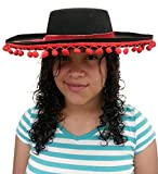 Best Funny Party Hats Costumes - Spanish Costume Hat Bull Fighting Matador Dress Up Review