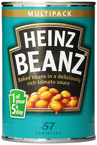 Heinz Baked Beans 415g 4 Pack (England)