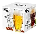Football beer glasses