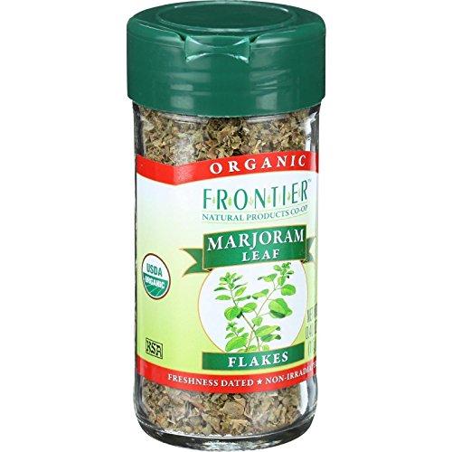 FRONTIER Marjoram Leaf, 0.4 - Fines Frontier Herbs