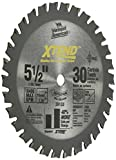 Vermont American 26133 10mm Arbor 5-1/2-Inch 30 Tooth Xtend Fine Finish Cordless Circular Saw Blade