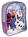 Best Frozen Backpacks - Disney Girls' Frozen Backpack Olaf and Characters Lavender Review