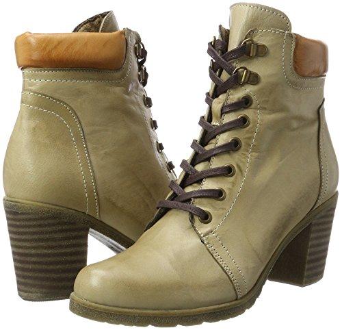 Andrea Conti 1674545, Botas para Mujer, Marrón (Taupe/kombiniert 126), 41 EU: Amazon.es: Zapatos y complementos
