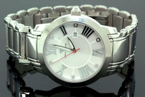 Aqua Master Diamond Mens Watch w3201b by Aqua Master