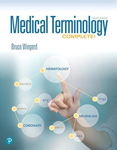 Medical Terminology Complete! PLUS MyLab Medical Terminology with Pearson eText--Access Card Package (4th Edition)