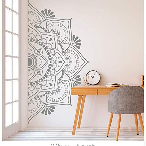 Mandala Mezzo Wall Sticker Casa Rimovibile Vinile Adesivo ...