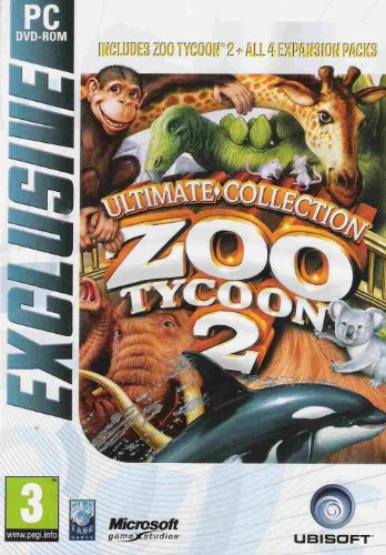 Zoo Tycoon 2 Ultimate Collection PC product image