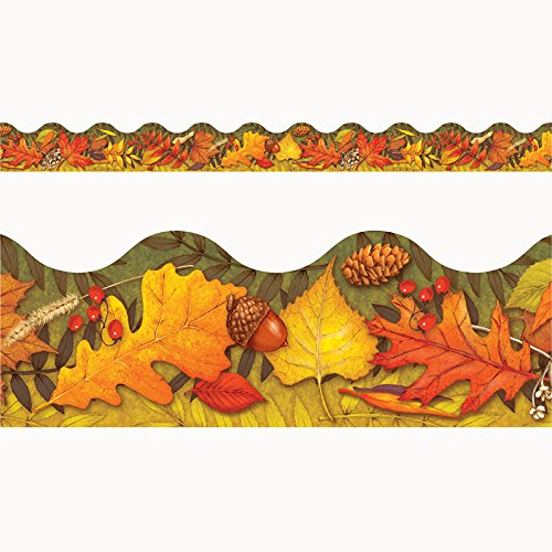 TREND enterprises, Inc. Leaves of Autumn Terrific Trimmers, 39 ft -