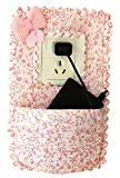 Best Switch Stickers With Pocket Bags - Set Of 2 Switch Stickers Flower Wall Switch Review