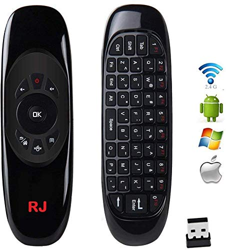 C120 Air Mouse Mini Wireless Keyboard Remote Control for Android Box //Smart TV