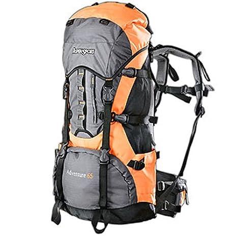 398815b95f AspenSport - Adventure, Zaino da Trekking, 65 Litri: Amazon.it ...