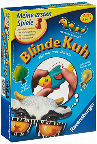 Ravensburger Spiel 21404 Blinde Kuh - Juego infantil (versión en alemán)