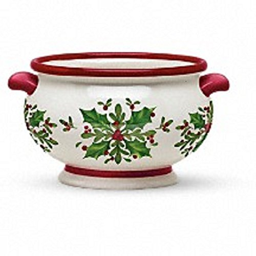 Holly Planter (Teleflora Christmas Planter - Holly Design)