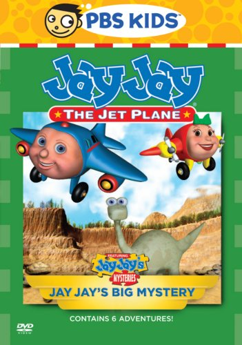 Jay Jay the Jet Plane - Jay Jay's Big (Fantasy Plane)