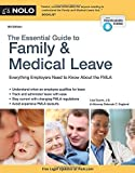 img - for Essential Guide to Family & Medical Leave, The by Lisa Guerin J.D. (2015-07-22) book / textbook / text book