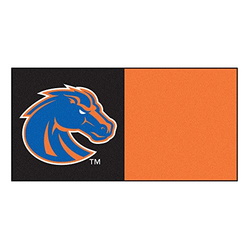 NCAA Boise State University Team Carpet Tiles, Small by Fanmats