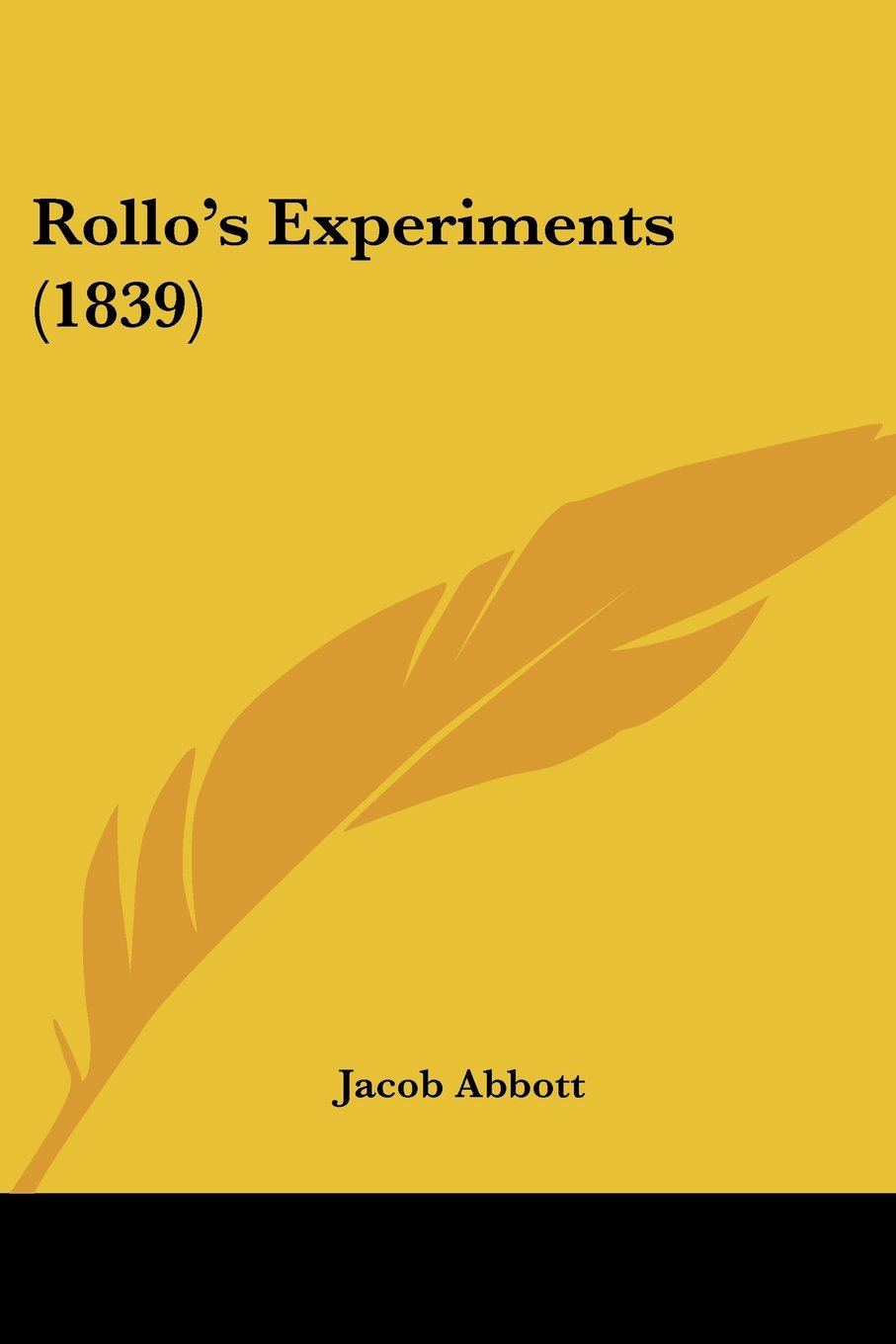 Read Online Rollo's Experiments (1839) ebook