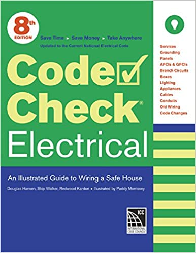 Amazon.com: Code Check Electrical: An Illustrated Guide to ... on money suitcase, money stretch, money gone, money evolution, money trash, money saving houses, money red,