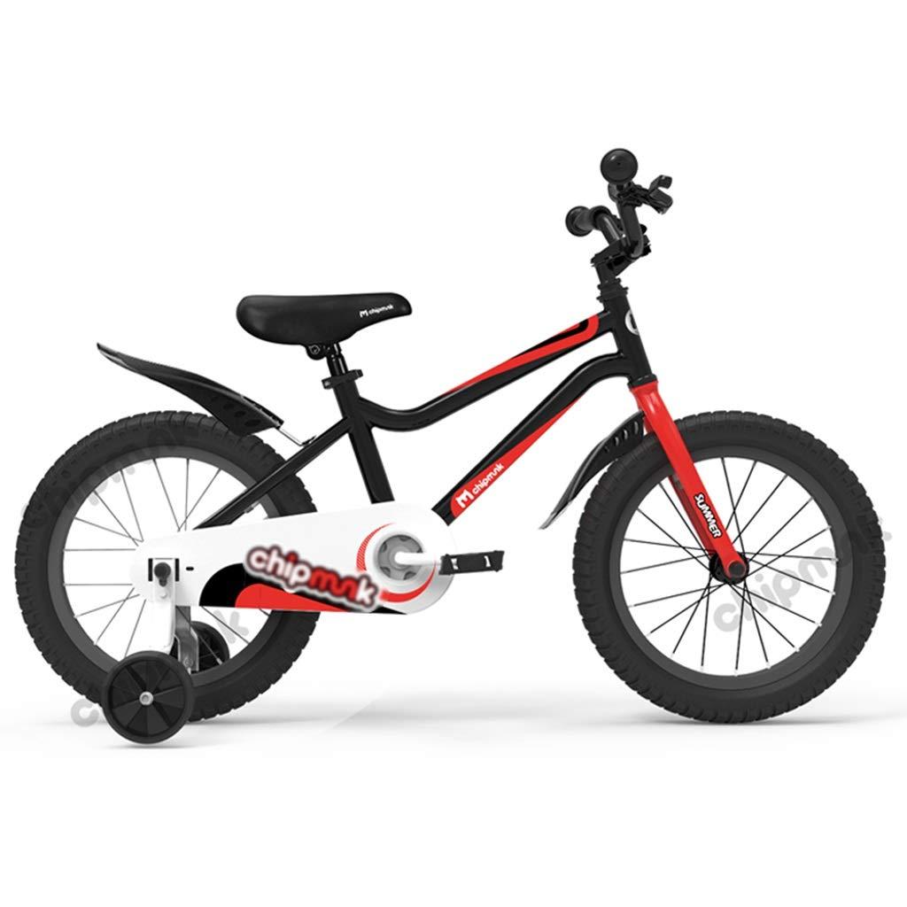 子供用室内自転車 屋外子供用マウンテンバイク 練習用子供用自転車 子供用旅行自転車 子供用ペダル三輪車 312歳スクーター (Color : D, Size : 18inches) 18inches D B07RB1S59Z
