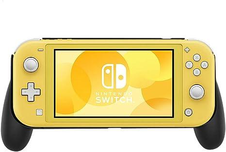Yocktec Comfort Grip Estuche Funda para Nintendo Switch Lite, Cubierta Trasera dura Protectora Carcasa para Nintendo ...