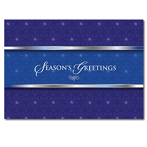 Best Wishes Holiday Card (Christmas Holiday Greeting Card H1210. A wish of