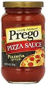 Prego Pizza Sauce, Traditional, 14 Ounce