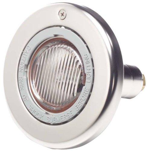 (Pentair Sta-Rite 05607-2030 Sunlite Stainless Steel Quartz Halogen Brass LTC Light with 30-Feet Cord, 120-Volt 250-Watt)