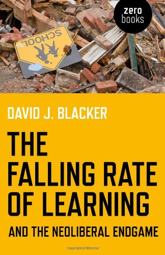 Download The Falling Rate of Learning and the Neoliberal Endgame pdf