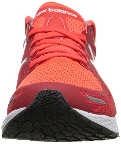 Orange Équilibre Hommes Mzant Chaussures Rot Nouvel Silberfarben De Course w0UwXq