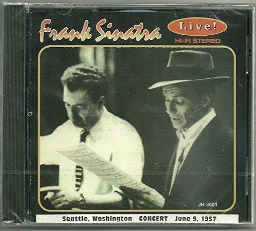 Frank Sinatra Live: Seattle, Washington Concert June 9, 1957 ()