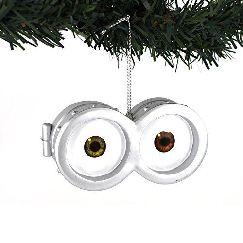 [Despicable Me Minions Kurt Adler Ornament Gift Boxed (Minion Goggles)] (Despicable Me Glasses)