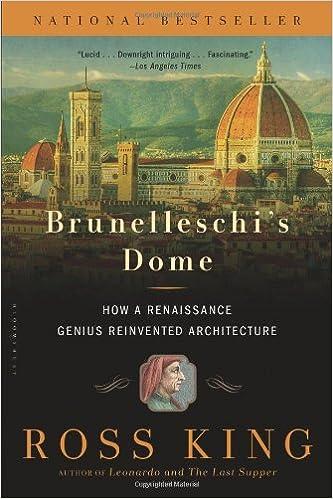 Brunelleschi's Dome [EN] - Ross King