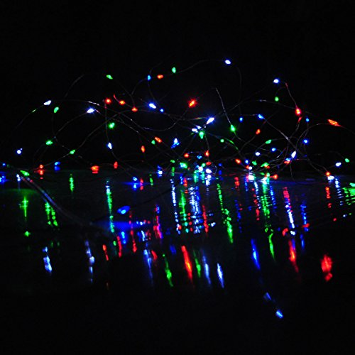 High Quality Multi Function Decorative Elegant Style Led: Homeleo 10 Meters 100 LEDs Battery Operated Christmas