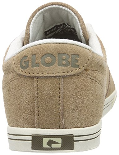 Pebble Beige Slim Sneakers Mixte Adulte Basses Globe Lighthouse Beige Pristine WOqnx88FH