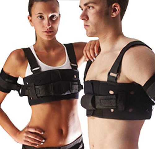 Kinetic Innovations Bilateral KDL Shoulder Stabilizer - MD by Kinetic Innovations (Image #2)