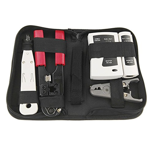 Ealona Professional Network Tool Kit 이더넷 케이블 테스터..