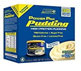 power pack pudding - MHP Power Pak High Protein Pudding, Vanilla, 8.8 Ounce by MHP