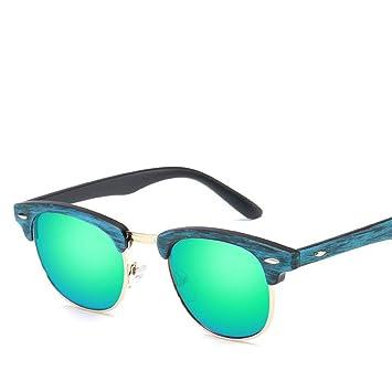 AAMOUSE Gafas de Sol Gafas de Sol Semi-sin Montura de Verano ...