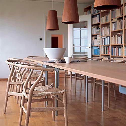 Solid Wood Dining Chair Wishbone Chair Rattan Armchair Y Chair